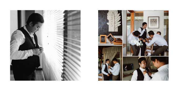 Bali Wedding Photography and Video - Ngurah & Indri by The Deluzion Visual Works - 006