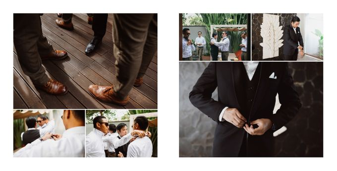 Bali Wedding Photography and Video - Ngurah & Indri by The Deluzion Visual Works - 008
