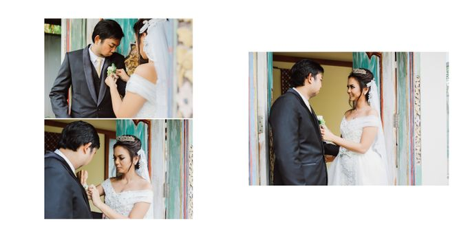 Bali Wedding Photography and Video - Ngurah & Indri by The Deluzion Visual Works - 009