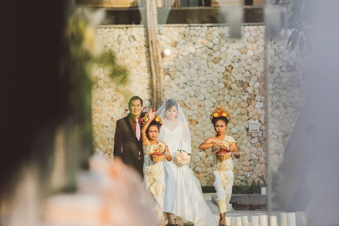 Bali Chapel Wedding - Roy & Sherry by The Deluzion Visual Works - 022