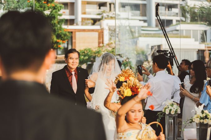 Bali Chapel Wedding - Roy & Sherry by The Deluzion Visual Works - 023