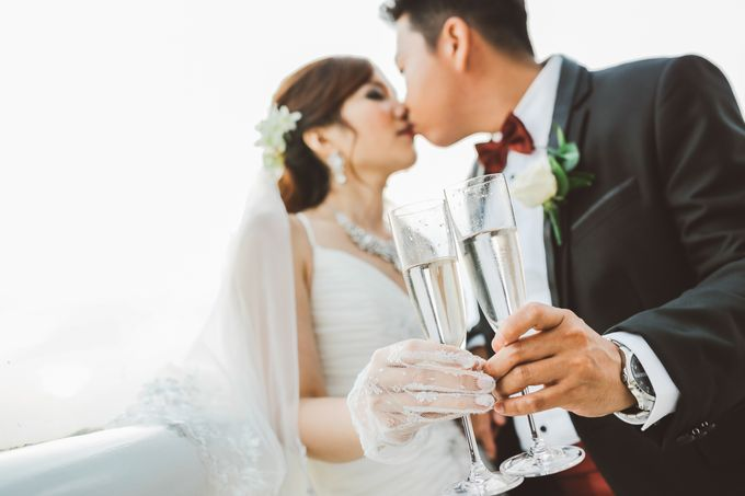 Bali Chapel Wedding - Roy & Sherry by The Deluzion Visual Works - 031