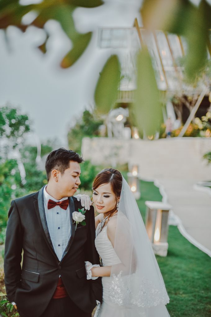 Bali Chapel Wedding - Roy & Sherry by The Deluzion Visual Works - 033