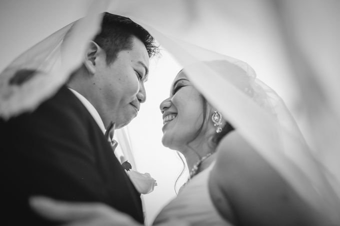 Bali Chapel Wedding - Roy & Sherry by The Deluzion Visual Works - 035