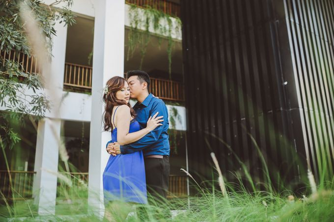 Bali Chapel Wedding - Roy & Sherry by The Deluzion Visual Works - 003