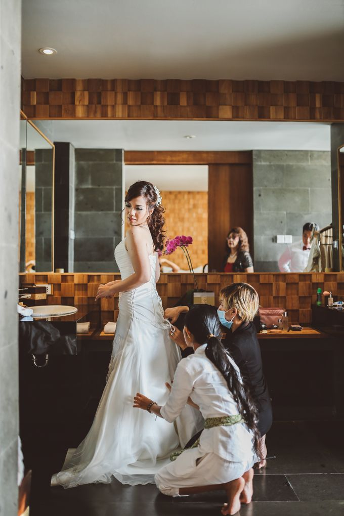 Bali Chapel Wedding - Roy & Sherry by The Deluzion Visual Works - 015