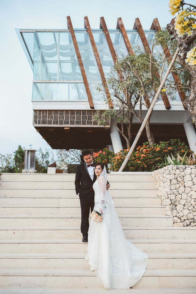 Bali Chapel Wedding - Roy & Sherry by The Deluzion Visual Works - 037