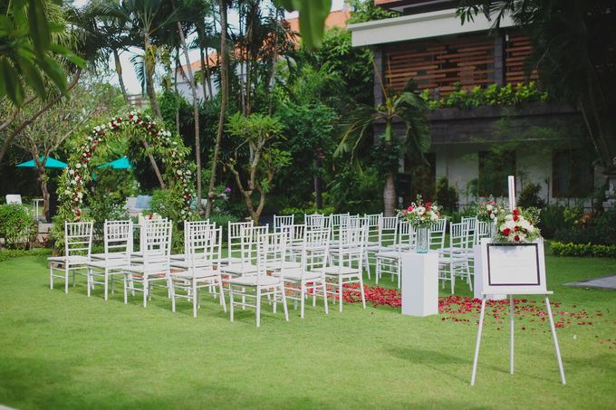 Andrew & Debbie by Astagina Resort Villa & Spa Bali - 007