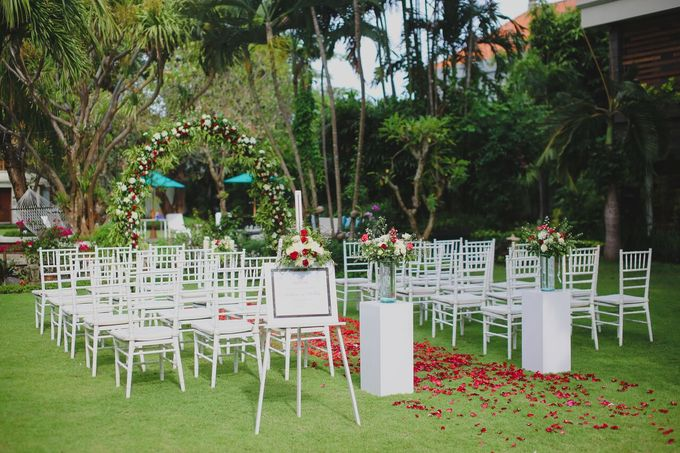 Andrew & Debbie by Astagina Resort Villa & Spa Bali - 002