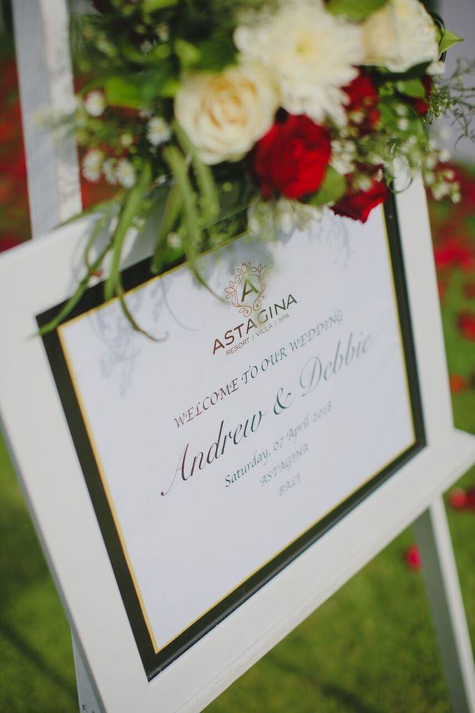 Andrew & Debbie by Astagina Resort Villa & Spa Bali - 005