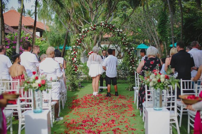 Andrew & Debbie by Astagina Resort Villa & Spa Bali - 019