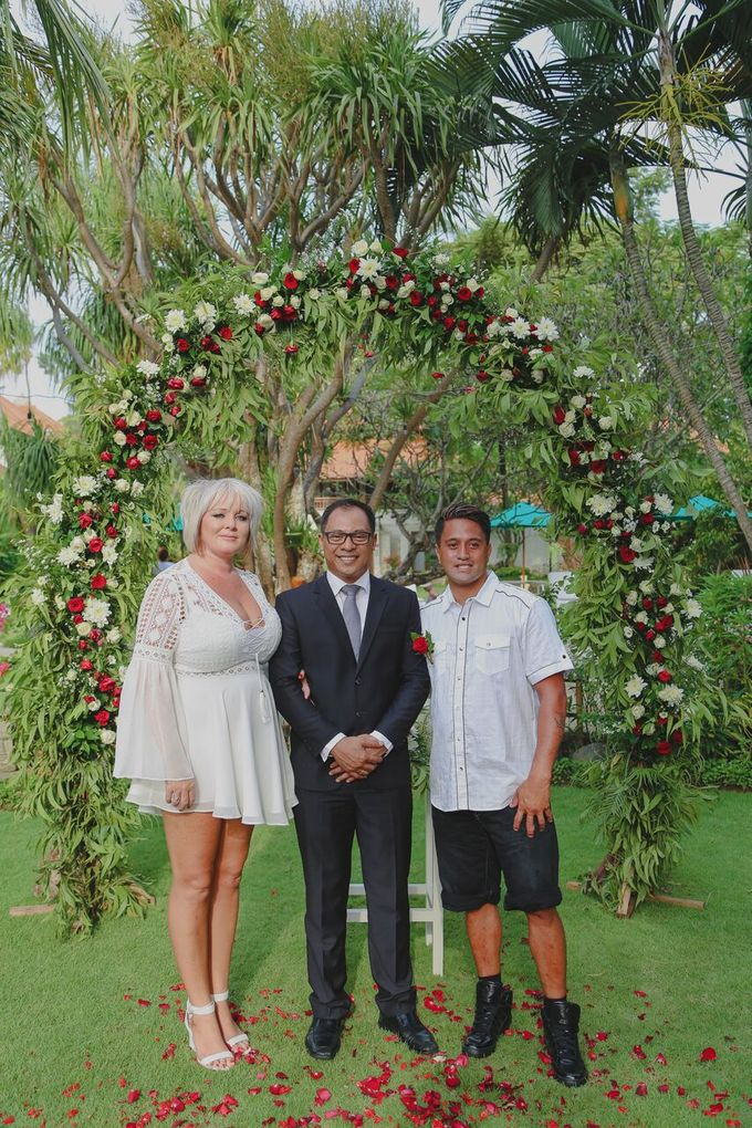 Andrew & Debbie by Astagina Resort Villa & Spa Bali - 027