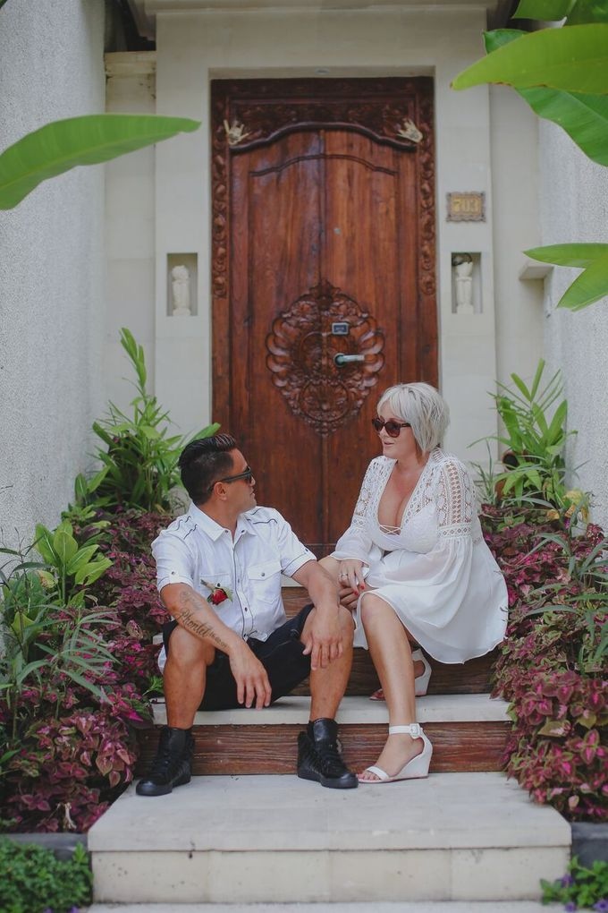 Andrew & Debbie by Astagina Resort Villa & Spa Bali - 030