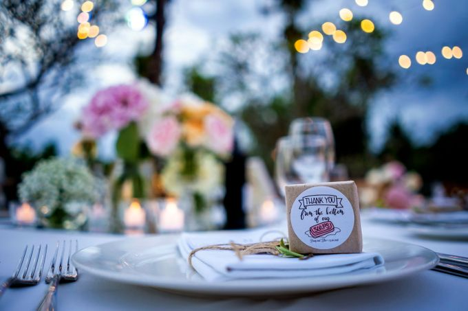 Sweet Romance by Louloudi Wedding & Events Stylist - 018