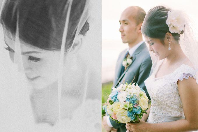 Deli Wedding by Cindy Lin Make Up Artist - 003