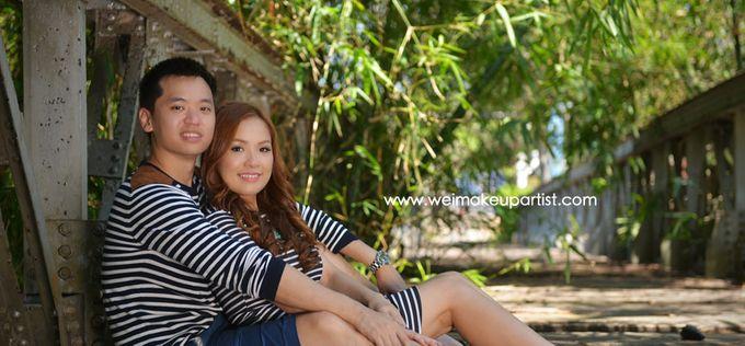 Pre-wedding in Bali - Hannah & James by Wei Makeup Artist - 003