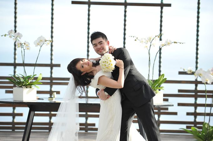 Bridal Makeup for Rong and Elin by Wei Makeup Artist - 002