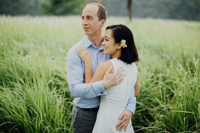 Two Hour Engagement  of  Michelle and  Gilles by Apel Photography - 034