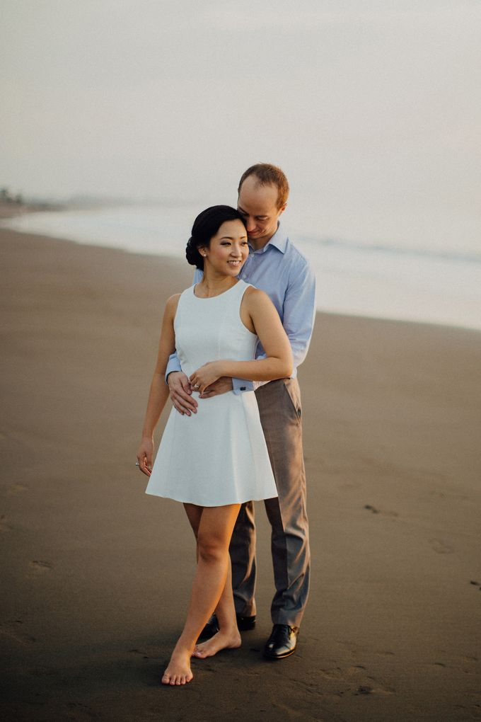 Two Hour Engagement  of  Michelle and  Gilles by Apel Photography - 005