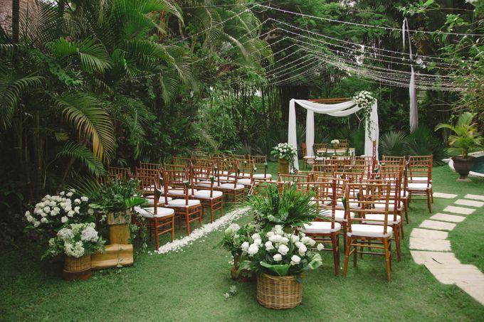 Wedding Indah & David by Bali Red Photography - 001