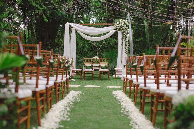 Wedding Indah & David by Bali Red Photography - 002