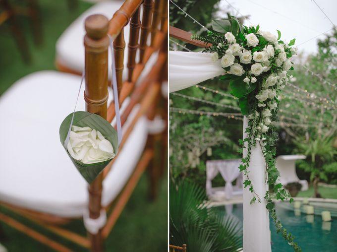 Wedding Indah & David by Bali Red Photography - 003