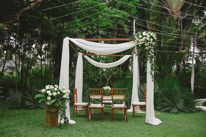 Wedding Indah & David by Bali Red Photography - 006