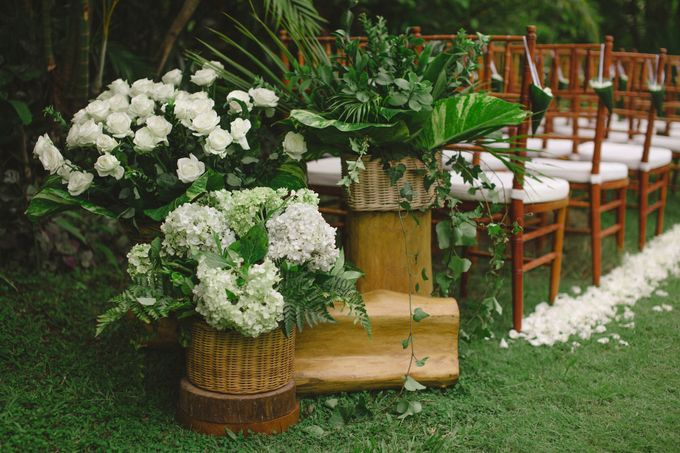 Wedding Indah & David by Bali Red Photography - 007