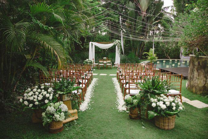 Wedding Indah & David by Bali Red Photography - 008