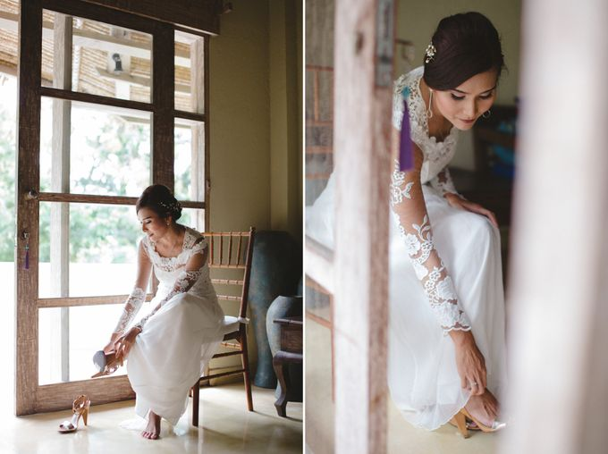 Wedding Indah & David by Bali Red Photography - 013