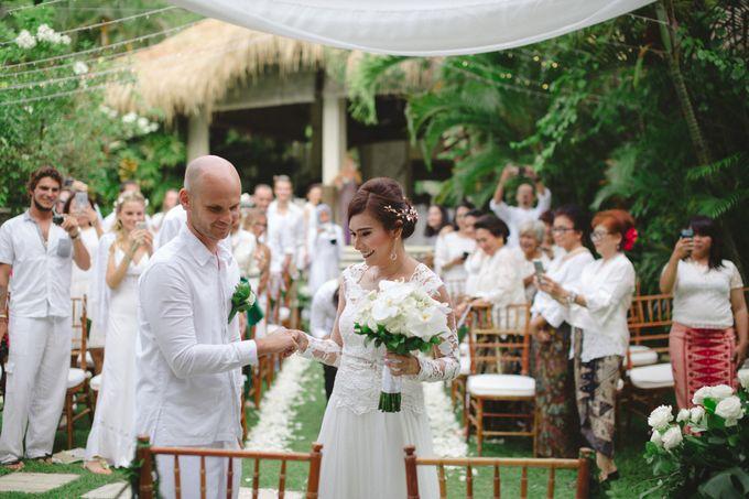 Wedding Indah & David by Bali Red Photography - 014