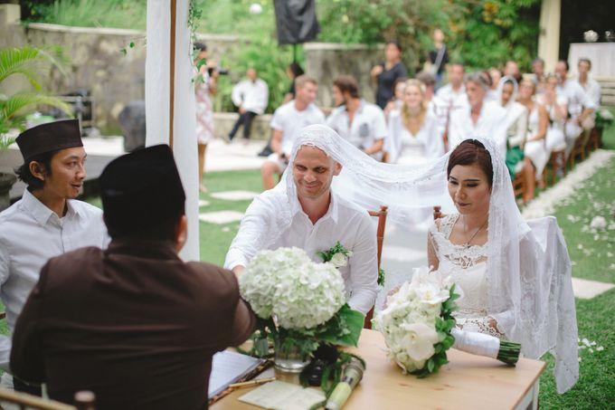 Wedding Indah & David by Bali Red Photography - 016