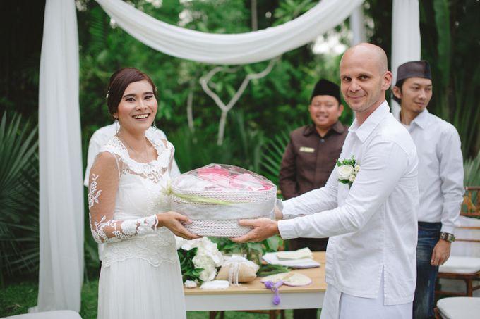 Wedding Indah & David by Bali Red Photography - 019