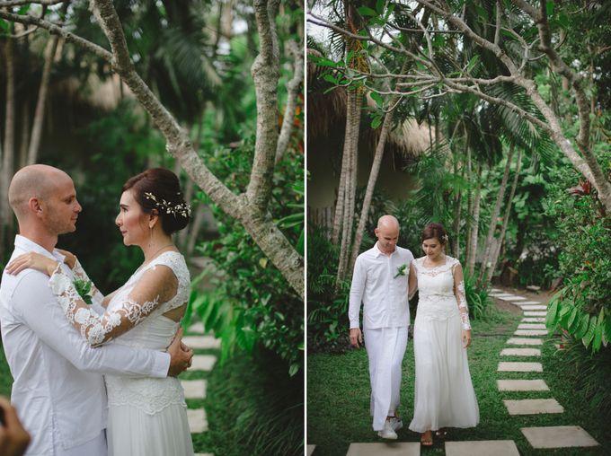 Wedding Indah & David by Bali Red Photography - 021
