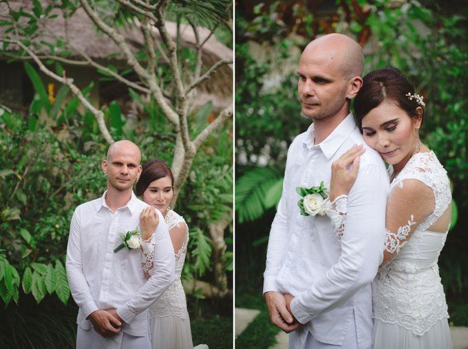 Wedding Indah & David by Bali Red Photography - 022