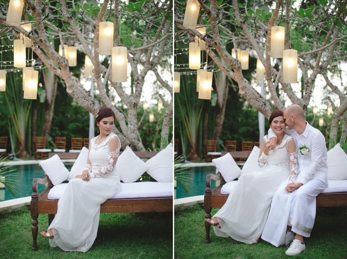 Wedding Indah & David by Bali Red Photography - 026