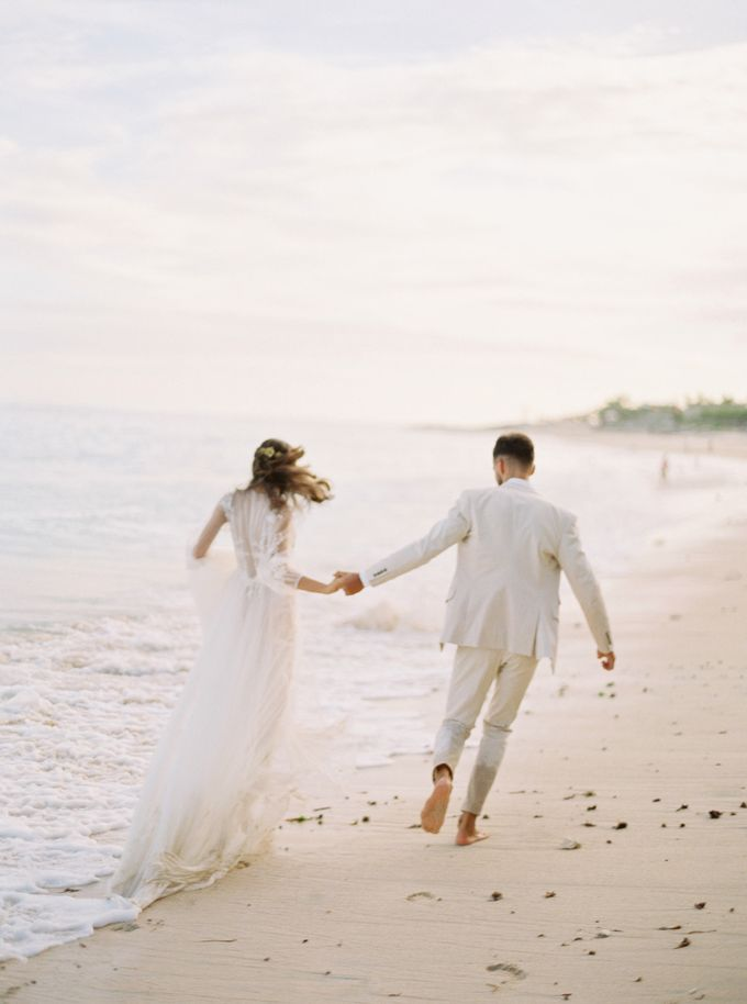 Bali beach wedding inspiration by NOMA Jewelry & Accessories - 021