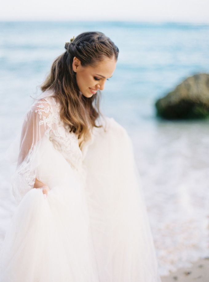 Bali beach wedding inspiration by NOMA Jewelry & Accessories - 022