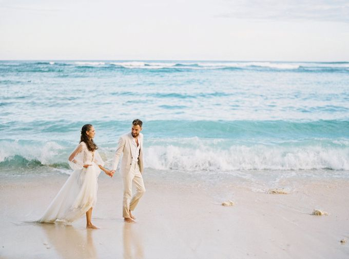 Bali beach wedding inspiration by NOMA Jewelry & Accessories - 023