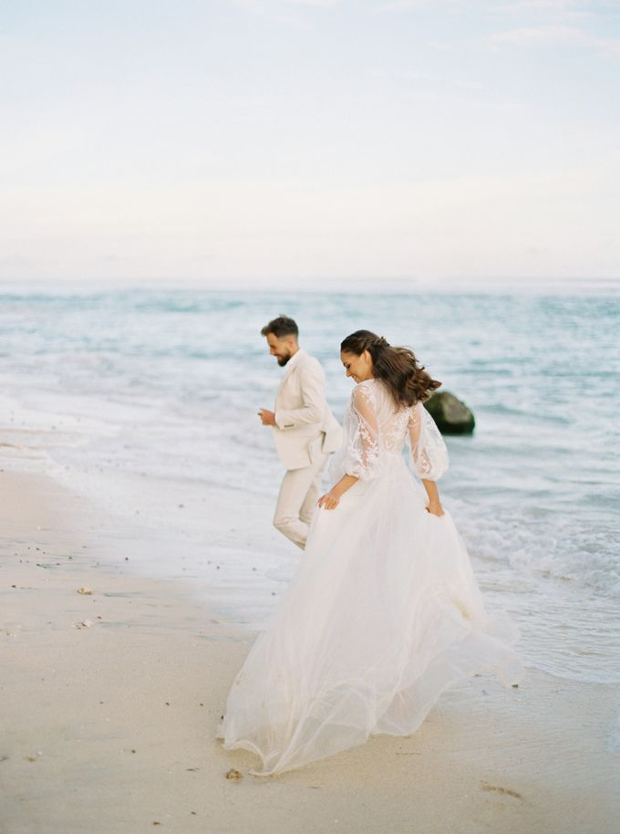 Bali beach wedding inspiration by NOMA Jewelry & Accessories - 024