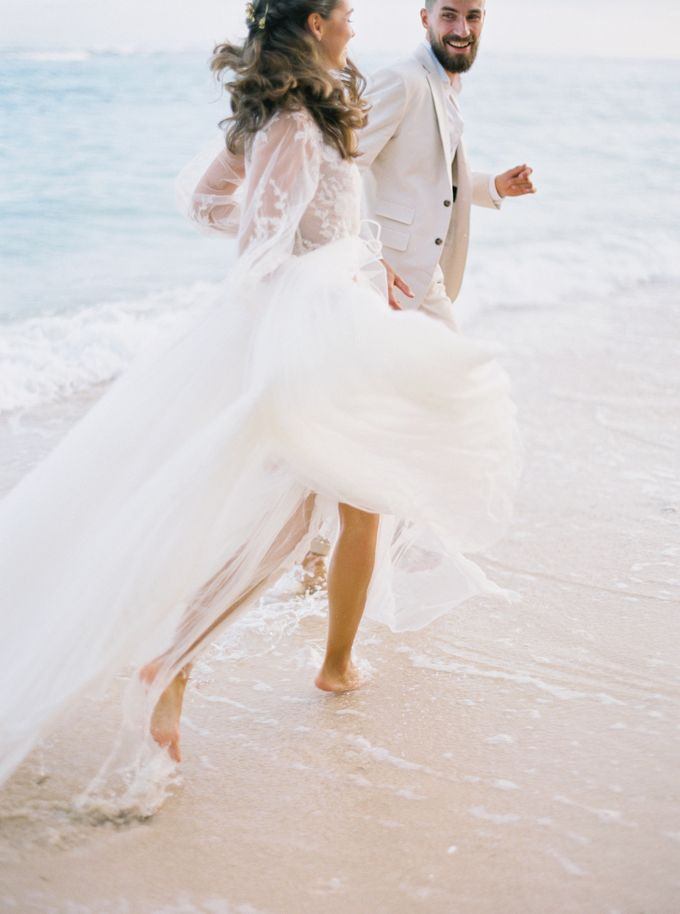 Bali beach wedding inspiration by NOMA Jewelry & Accessories - 025