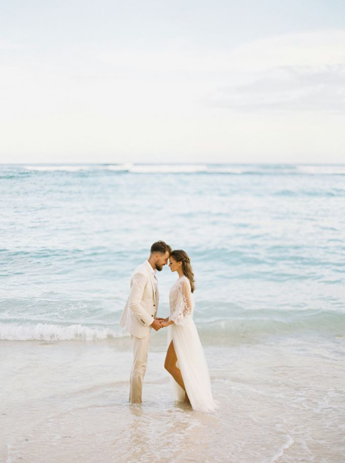 Bali beach wedding inspiration by NOMA Jewelry & Accessories - 026