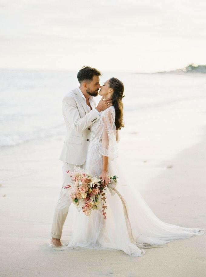Bali beach wedding inspiration by NOMA Jewelry & Accessories - 032