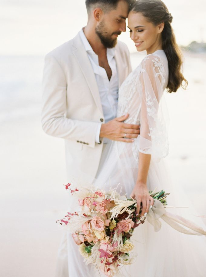 Bali beach wedding inspiration by NOMA Jewelry & Accessories - 036