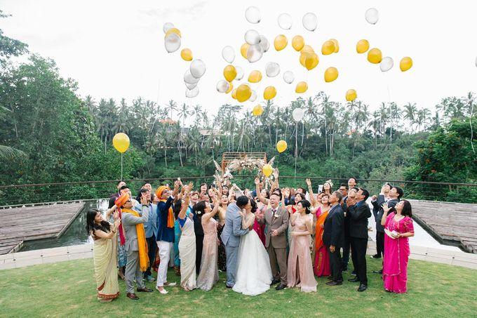 STELLA & ANKIT WEDDING by Kamandalu Ubud - 004