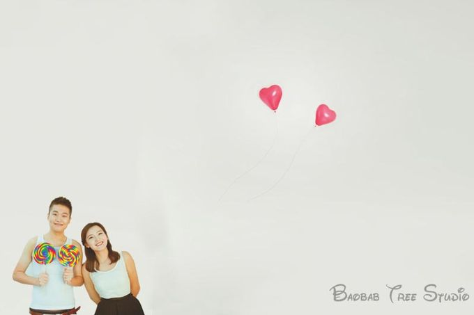 Marina bay sand wedding project by baobab tree studio LLP - 012