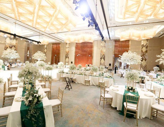 Wedding Venues Hotel InterContinental Jakarta Pondok Indah by InterContinental Jakarta Pondok Indah - 011