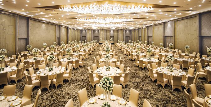 Marquis Grand Ballroom by The Marquis Events Place - 002