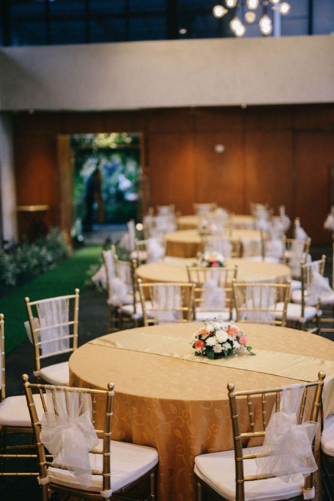 The Wedding Ita & Petri by AVIARY Bintaro - 001