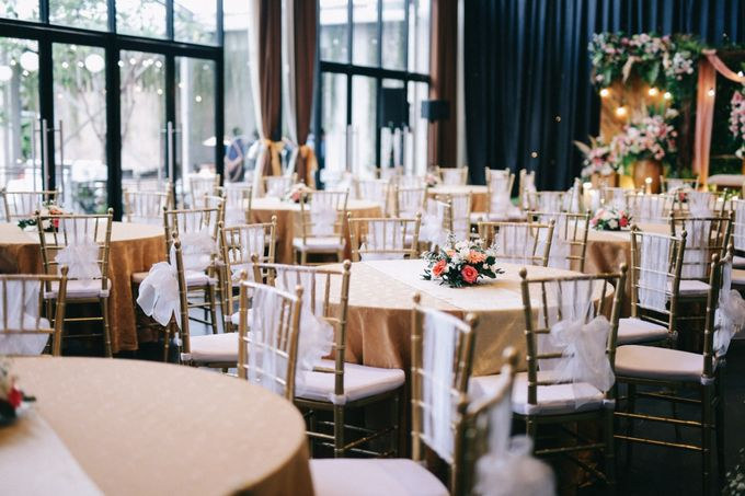 The Wedding Ita & Petri by AVIARY Bintaro - 003